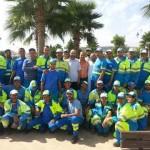 El Jadida : Réunion entre le gouverneur et la Société Derichebourg pour une mise au point
