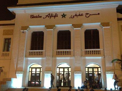 El Jadida : La Commune cède le théâtre Afifi au Ministère de la Culture