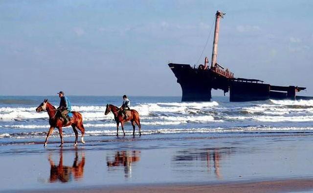 El Jadida : L'histoire du « Titanic », ce bateau fantôme surgi de nulle part