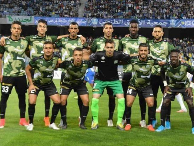 DHJ – WAC : 0 – 1…Victoire méritée du Wydad.