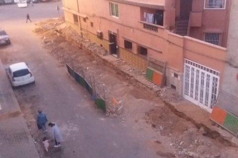 El Jadida : Les chantiers inachevés… un interminable dérangement pour les citoyens