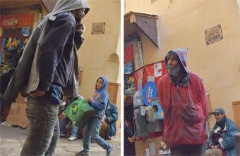 El Jadida : Un malade mental sème la panique au centre-ville