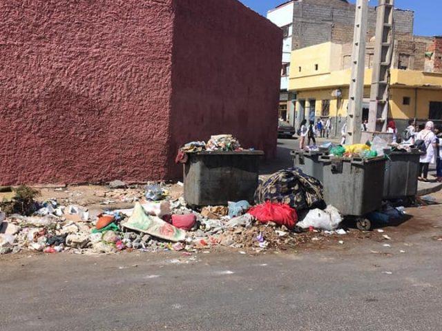 El-Jadida: une ville noyée dans ses ordures