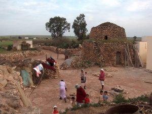 Les Tazotas: Un style de construction en voie de disparition.