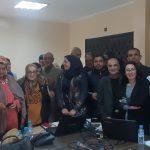 El Jadida-Sidi Bennour: La bibliothèque, un moyen pour combattre l'analphabétisme, l'abandon scolaire, et la délinquance juvénile.