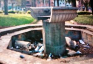 El Jadida : Les vestiges du parc Abdelkrim Khattabi… un parc assassiné
