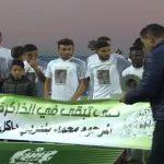 «L'ombre du DHJ» réussit un nul heureux contre Oued Zem