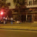 El Jadida : Grave incendie dans un café sur l'avenue Bir Anzarane