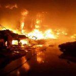 El Jadida : Évaluation de sinistre après l'incendie de Lalla Zahra