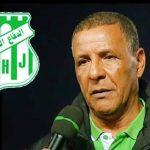 El Jadida : Le DHJ  rompt  avec  son entraîneur algérien, Abdelkader Amrani