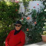 Nos condoléances les plus attristées: Hamid serghini conjoint de Khatiba Moundib, n'est plus