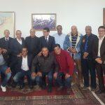 Lettre de remerciements de l'Association des Anciens Joueurs du Difaâ Hassani El Jadidi de Football