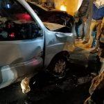 Grave accident au boulevard Moulay Abdelhafid
