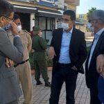 El Jadida : Nouvelle visite du Gouverneur pour s'enquérir des  travaux en cours  au boulevard de France et d'autres  chantiers encore…