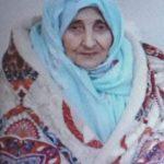 La famille Tandani est en deuil, Fatima Tandani n'est plus
