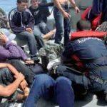 El Jadida : les migrants clandestins arrivés en Espagne à bord du bateau volé dans le port de la ville