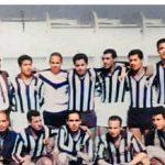 1960,année où le DHJ fusionna avec l'équipe de la police