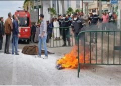 Sidi Bennour : Suicide d'un avocat par auto-immolation